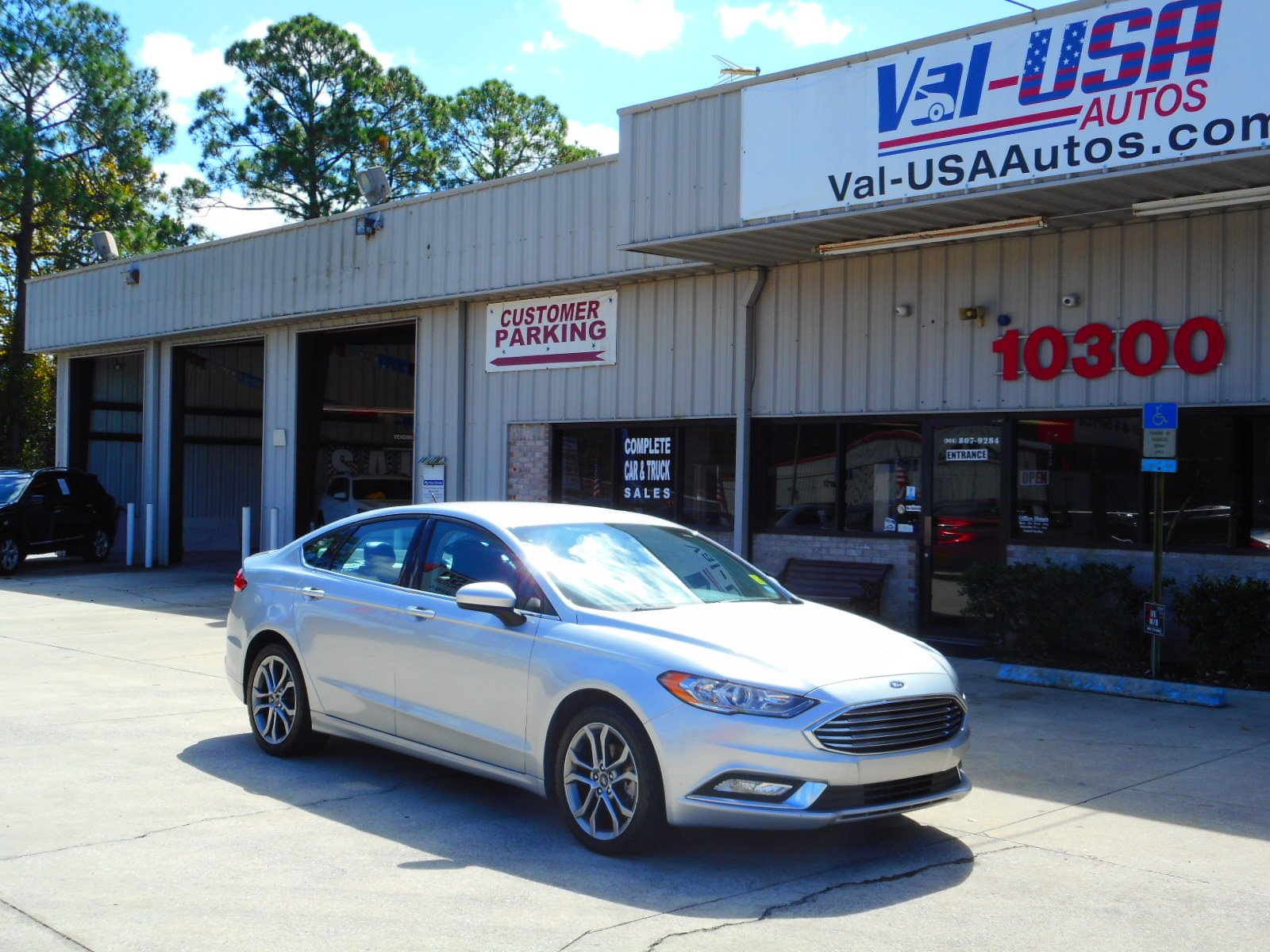 Pre Owned 2017 Ford Fusion For Sale Jacksonville FL Orlando