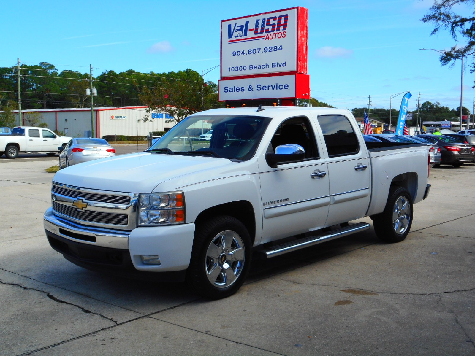 Pre Owned 2010 Chevrolet Silverado 1500 For Sale Jacksonville FL